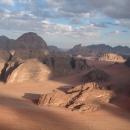 sejour-trekking-jordanie-le-massif-de-rum-vu-de-haut