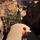 alpiniste-dans-un-corridor-boise-au-jebel-rum_mv