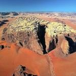 Jebel Khazali par Y. A. Bertrand, avec nos remerciements !