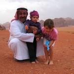 Enfants en Jordanie? C