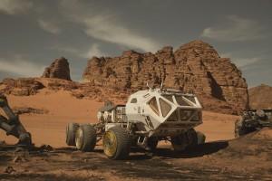 "Le Rover de ""Seul sur Mars"", courtesy of www.city-espace.com"