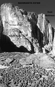 Nassraniya Es'sid - Jebel Rum range