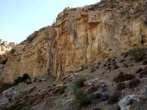 bolt protected rock climbing jordan