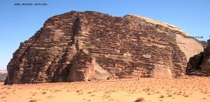 TRAD CLIMBS & BEDOUIN ROUTES IN WADI RUM